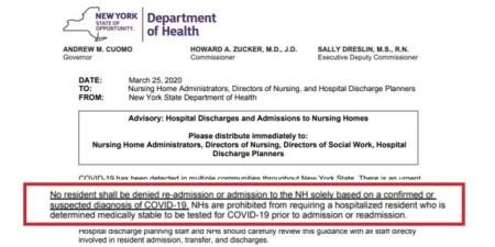Deroy Murdock: On coronavirus and nursing homes, DeSantis and Cuomo offer life-and-death contrast | Fox News