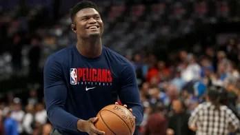 Zion Williamson confident in his health, Pelicans' prospects