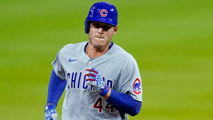 Yankees acquire Anthony Rizzo from Cubs in blockbuster deal