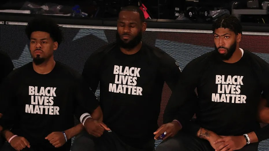 LeBron James on kneeling protest during national anthem: 'I hope we made  Kap proud' | Fox News