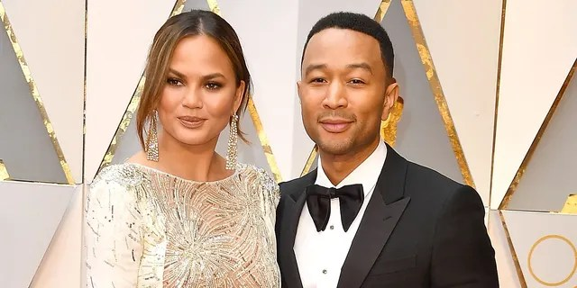 Chrissy Teigen, John Legend.