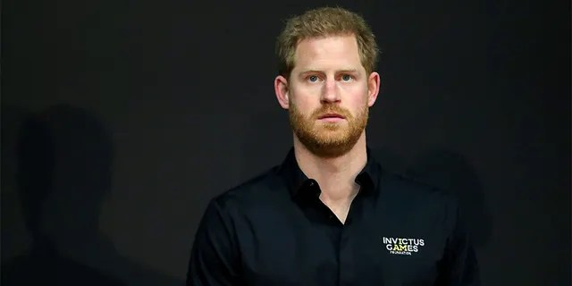 Prince Harry appeared on Britian's 'Strictly Come Dancing.'