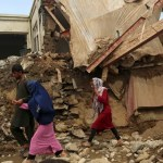 Floods in north, east Afghanistan leave at least 100 dead