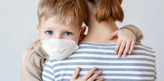 A new study from the UK showed children have more mild SARS-CoV-2 infection than adults. (iStock)