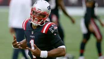 Patriots' Cam Newton on not moving family to Boston area: 'This is a business trip for me'