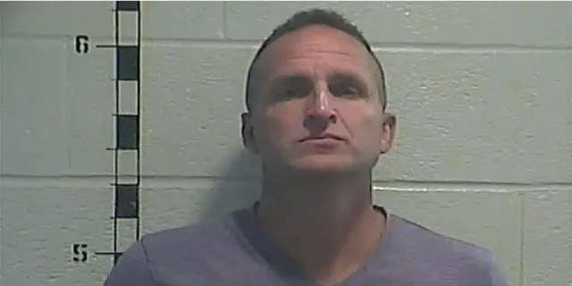 Former Louisville Metro Police officer Brett Hankison has been booked and released on $15,000 bail on three counts of felony wanton endangerment. (Shelby County Detention Center)