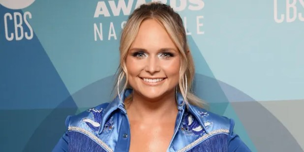 Miranda Lambert attends the 55th Academy of Country Music Awards on September 16, 2020 at the Bluebird Cafe in Nash, Tenn.  (Photo by Getty Image for Terry Wyatt / ACMA2020 / ACM)
