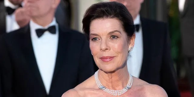Princess Caroline reopened a ballet school that closed after the death of her mother, Grace Kelly. (Photo by PLS Pool/Getty Images)