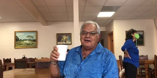 Independent voter Emilio Izquierdo Jr. said Democrats and Republicans have been moving in opposite directions.
