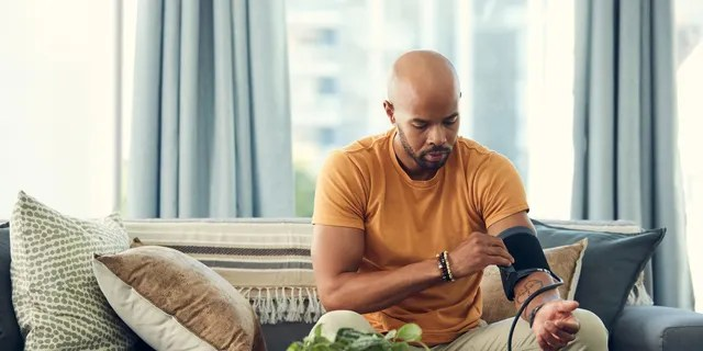 A recent study representative of the U.S. populationfound that uncontrolled blood pressure rose by 10% in 2017-18 compared to several years prior. (iStock)