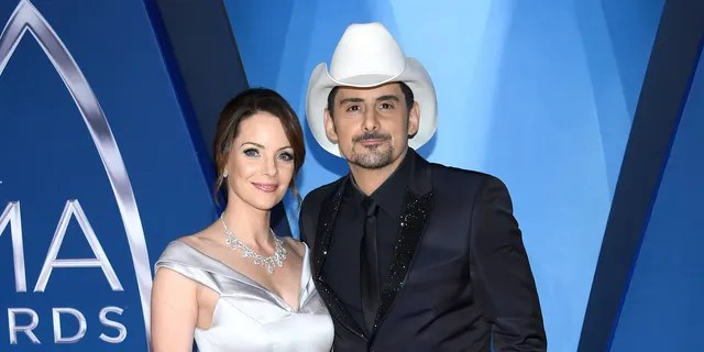Kimberly Williams-Paisley and Brad Paisley said their pandemic date nights include take out food and TV.