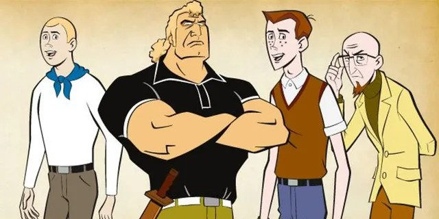 Adult Swim has officially canceled 'The Venture Bros.'