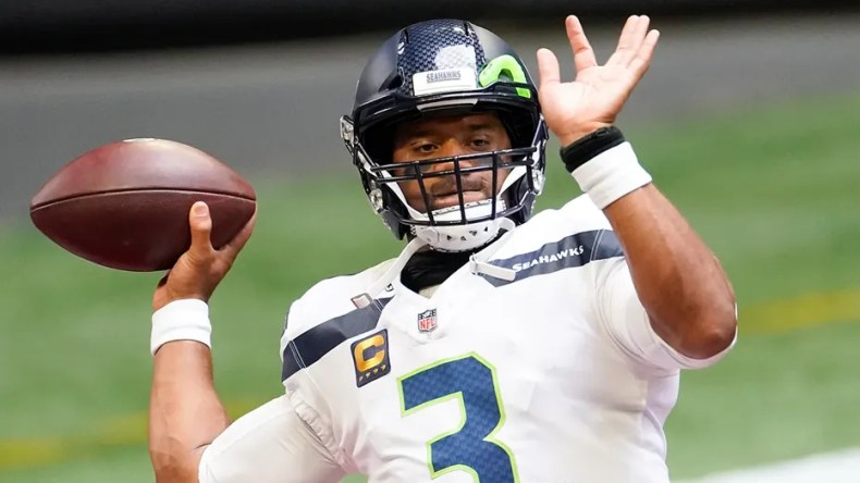 Russell Wilson joins Steve Young in exclusive quarterback club with performance vs. Falcons | Fox News