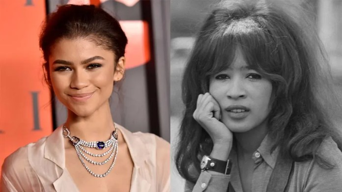 Zendaya in talks to portray singer Ronnie Spector in upcoming biopic   Fox  News