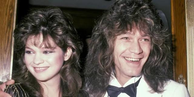 Valerie Bertinelli and Eddie Van Halen were married from 1981 to 2007.