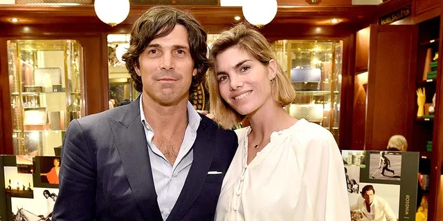 Nacho Figueras and Delfina Blaquier, pictured here in 2019, tied the knot in 2004.