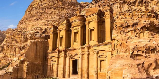 Petra, Jordan, tops the second edition of Lonely Planet