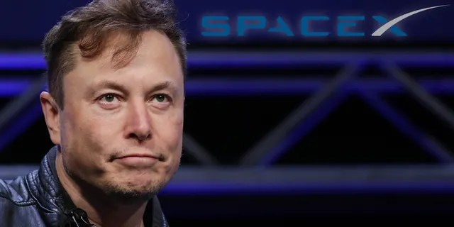 File picture - Elon Musk, founder and chief engineer of SpaceX, attends the 2020 Satellite Conference in Washington, DC, USA on March 9, 2020.