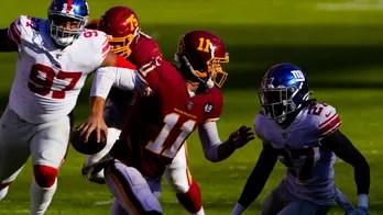 Washington's Smith set for 1st NFL start since November 2018