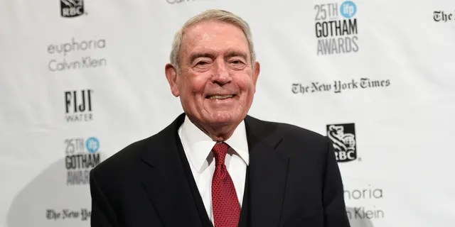 Dan Rather, who criticized NASA delays as a CBS News anchor in 1986, is seen in New York City, Nov. 30, 2015. (Associated Press)