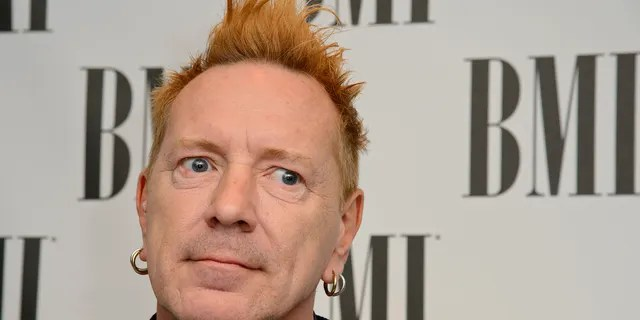 The Sex Pistols' surviving members most recently reunited for several concerts in 2008. John Lydon, pictured, is seen attending the BMI Awards at The Dorchester on October 15, 2013, in London, England.