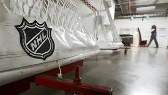 Carolina-Nashville 1st NHL postponement since season started