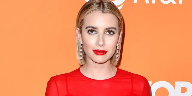 Actress Emma Roberts shared a photo of her new bundle of joy via Instagram on Tuesday. (Photo by Jerod Harris/Getty Images for The Trevor Project)