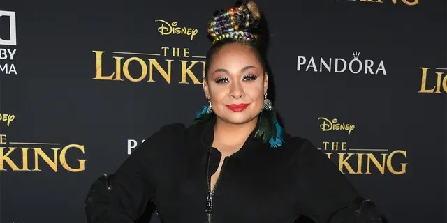 Raven Symone debuted her weight loss on social media.