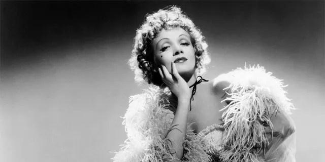 Marlene Dietrich died in 1992 at age 90.