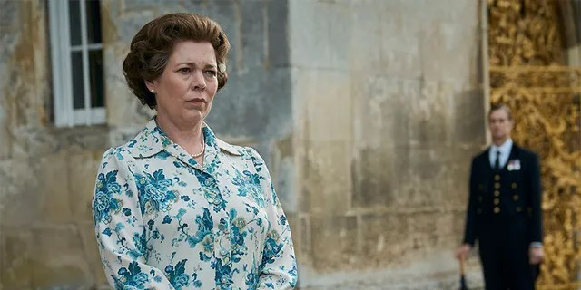Olivia Colman took home an Emmy for her role on 'The Crown.'