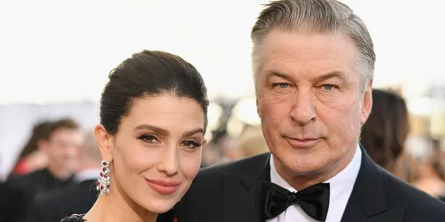 Alec Baldwin (right) defended Hilaria Baldwin (left) on Monday after she came under fire for allegedly telling lies about her heritage.