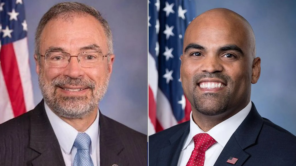 House members Harris, Allred nearly come to blows during Pennsylvania certification debate: reports