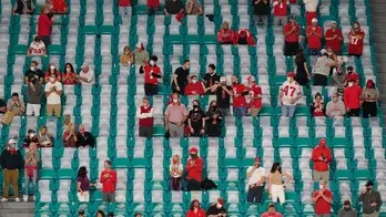 COVID-19 shadows title game as college football season ends