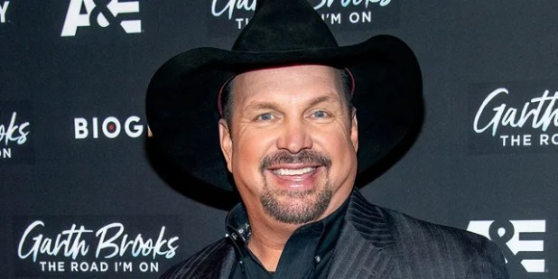 Garth Brooks joked this week that he would be the 'only Republican' to attend the opening ceremony on Wednesday where he is set to perform.
