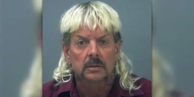 Joe 'Exotic' Maldonado-Passage is currently serving a 22-year prison sentence after being convicted of participating in a murder-for-hire plot.