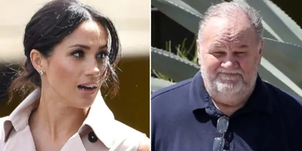 Former Hollywood lighting director Thomas Markle (right) has spoken to the British tabloid press numerous times about his famous daughter.