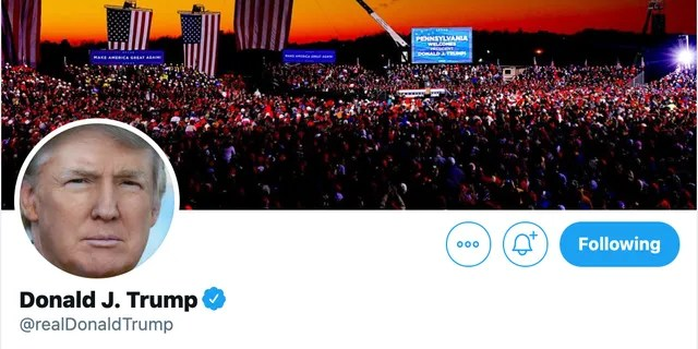 Twitter removed two of President Trump's tweets on Wednesday, following riots in the nation's capital.