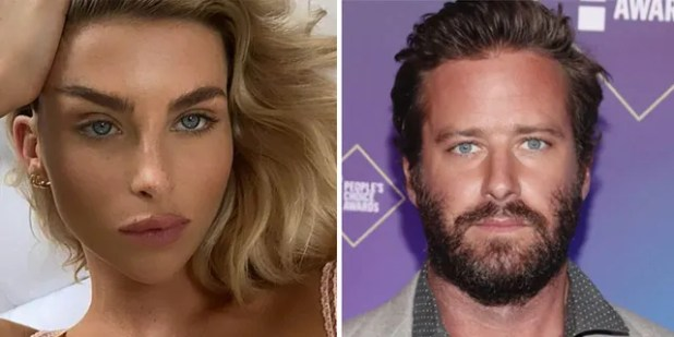 Paige Lorenze (left) told Fox News that the actor wanted to 'smoke' and 'eat' her ribs during the last fall in their relationship.
