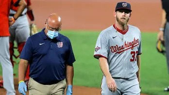 Nats' Strasburg: 'Numbness in my whole hand' led to surgery