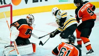 Pastrnak's hat trick, Bergeron's OT goal rally Bruins