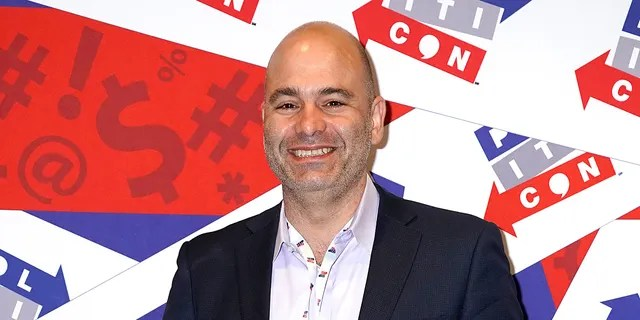 Mike Pesca, pictured in 2019. (Photo by Ed Rode/Getty Images for Politicon)