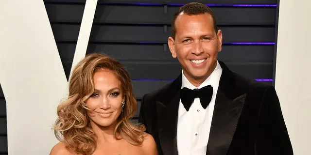 Alex Rodriguez is currently engaged to superstar Jennifer Lopez.  (Photo by George Georgel / Getty Images)