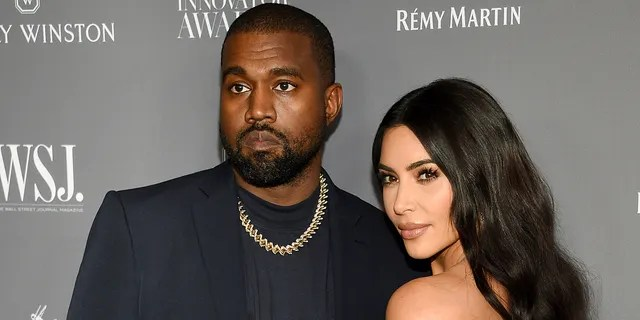 Kim Kardashian filed for divorce from Kanye West in February after nearly seven years of marriage.