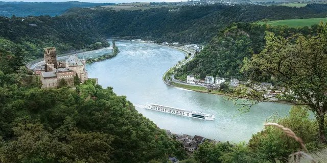 The Uniworld Boutique River Cruise will allow affluent travelers to book an entire ship for a private cruise, which can cost hundreds of thousands of dollars.  (Unworld Boutique River Cruise)