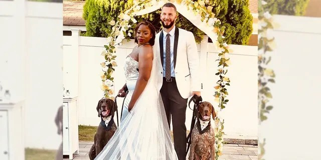 "The TSA has credited 2020's best ""catch"" to the two TSA canine handlers at Newark Liberty International Airport (EWR) ""who caught each other"" when they married in June."