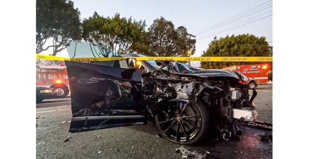 A Lamborghini SUV being driven by a 17-year-old crashed into Monique Munoz in February.