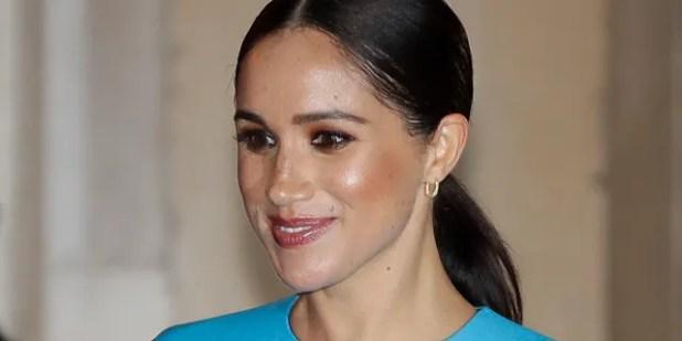 Meghan Markle is seen in London, March 5, 2020 (Associated Press).