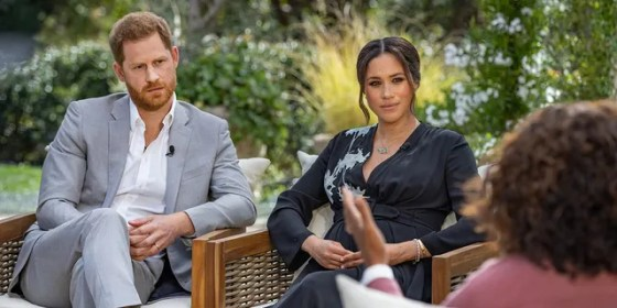 Prince Harry and Meghan Markle recently made several allegations against the royal family, including racism and disregard for mental health needs in an all-encompassing interview with Oprah Winfrey.  (Getty Images)