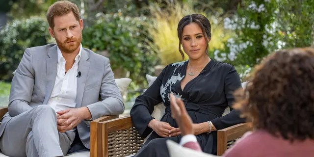 The Duke and Duchess of Sussex sat down with Oprah Winfrey for an explosive interview about their family on March 7.