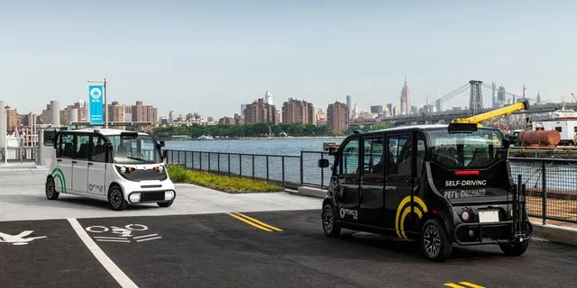 Polaris and Optimus Ride are jointly developing a production autonomous shuttle.
